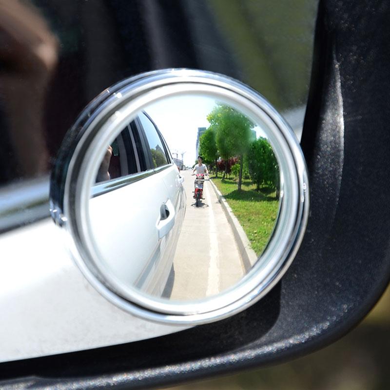 Автомобиль зеркало заднего вида круговая зеркало 360 степень регулируемый отражатель автомобиль зеркало круговая зеркало слепой точка зеркало помощь зеркало
