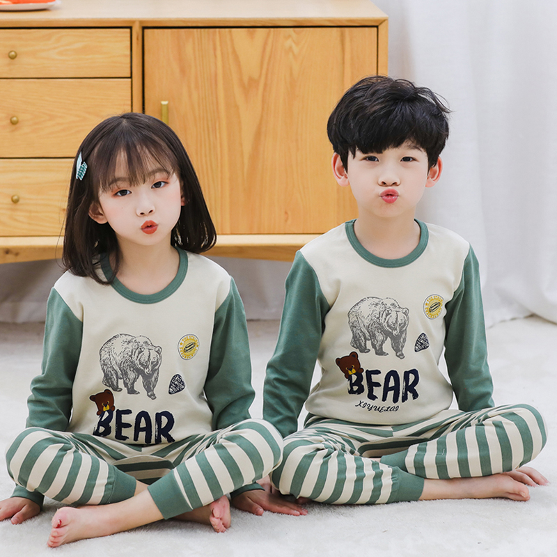 Gray Apricot Bear Set B Yue