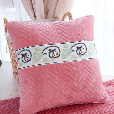 Pillow strip bedside...