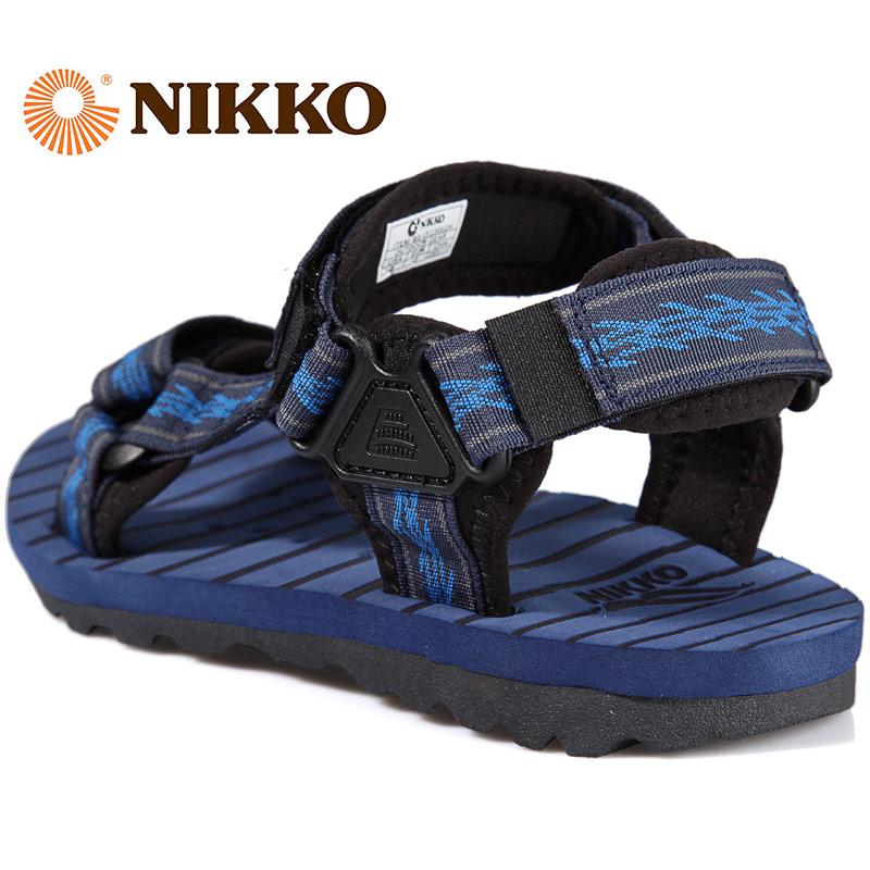 7d55f48d6277 ... Nikko high outdoor beach shoes female outdoor wading sandals men s  summer casual non-slip lightweight