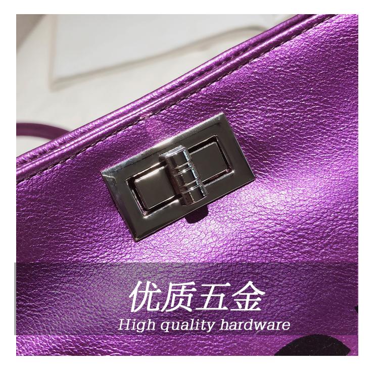 PU Fashion  handbag  (white) NHXC0804-white