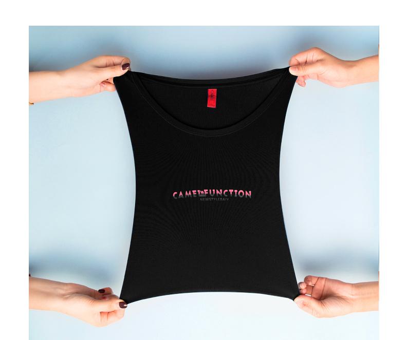 骆驼 男士速干休闲运动T恤/短裤 图5