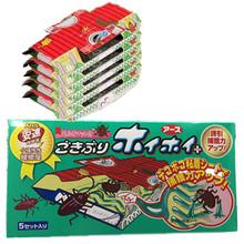 日本进口安速蟑螂药5枚装