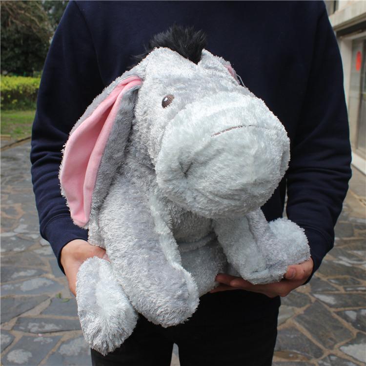 維尼熊歷險記小驢屹爾伊爾驢EEYORE毛絨玩具公仔玩偶布娃娃禮物