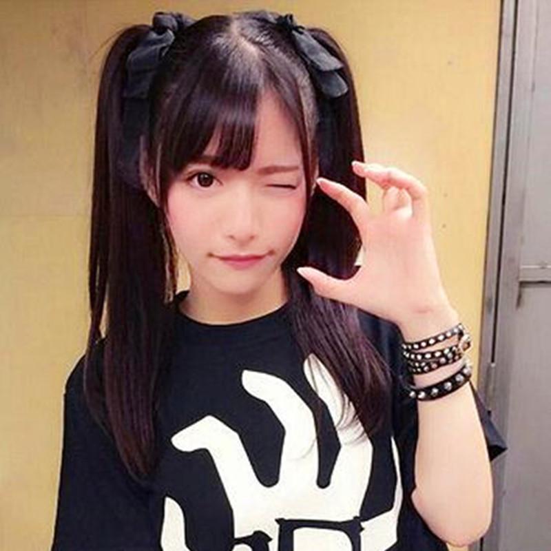 Двухместная хвост Парик японская девушка мягкая сестра милая лоли jk lolita cos invisible без Трассировочный парик хвост оплетка