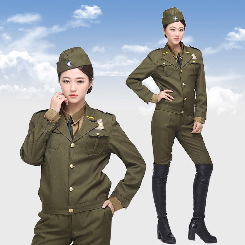 American national army officer costume costume KMT male and female Secret Service officer film and television  sc 1 st  ChinaHao.com & USD 44.32] American national army officer costume costume KMT male ...