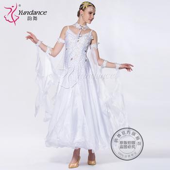 Платья,  Юньдаа танец гибкий гигабайт современный танец юбка новый производительность юбка конкуренция танец юбка производительность одежда уолл при этом платье сын, цена 19556 руб