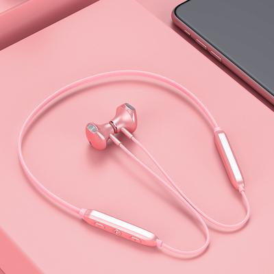 无线运动蓝牙耳机跑步双耳入耳颈挂脖式耳塞式超长待机头戴式可爱女生款小米oppo苹果vivo华为iphone安卓通用
