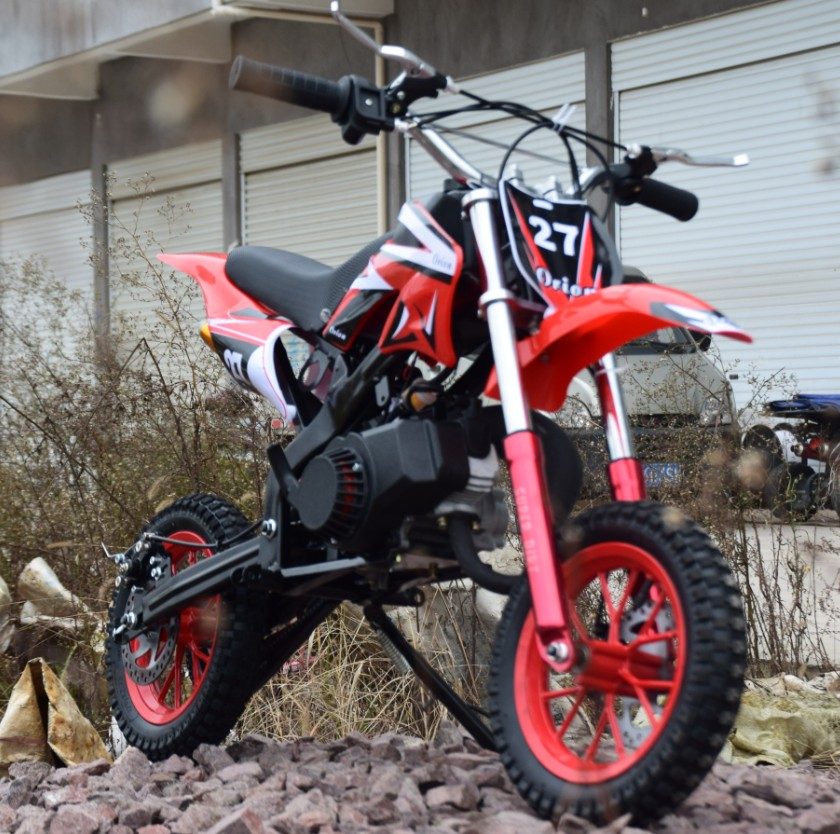 2-stroke 4-stroke new improved easy to start 49cc two-stroke Apollo small  off-road car mini motorcycle