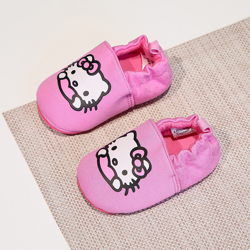 PINK KITTEN SINGLE SHOE SOLE