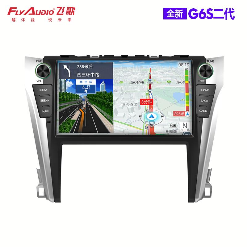 飛歌G6S二代豐田雷凌卡羅拉威馳新奇駿英朗智能車機導航