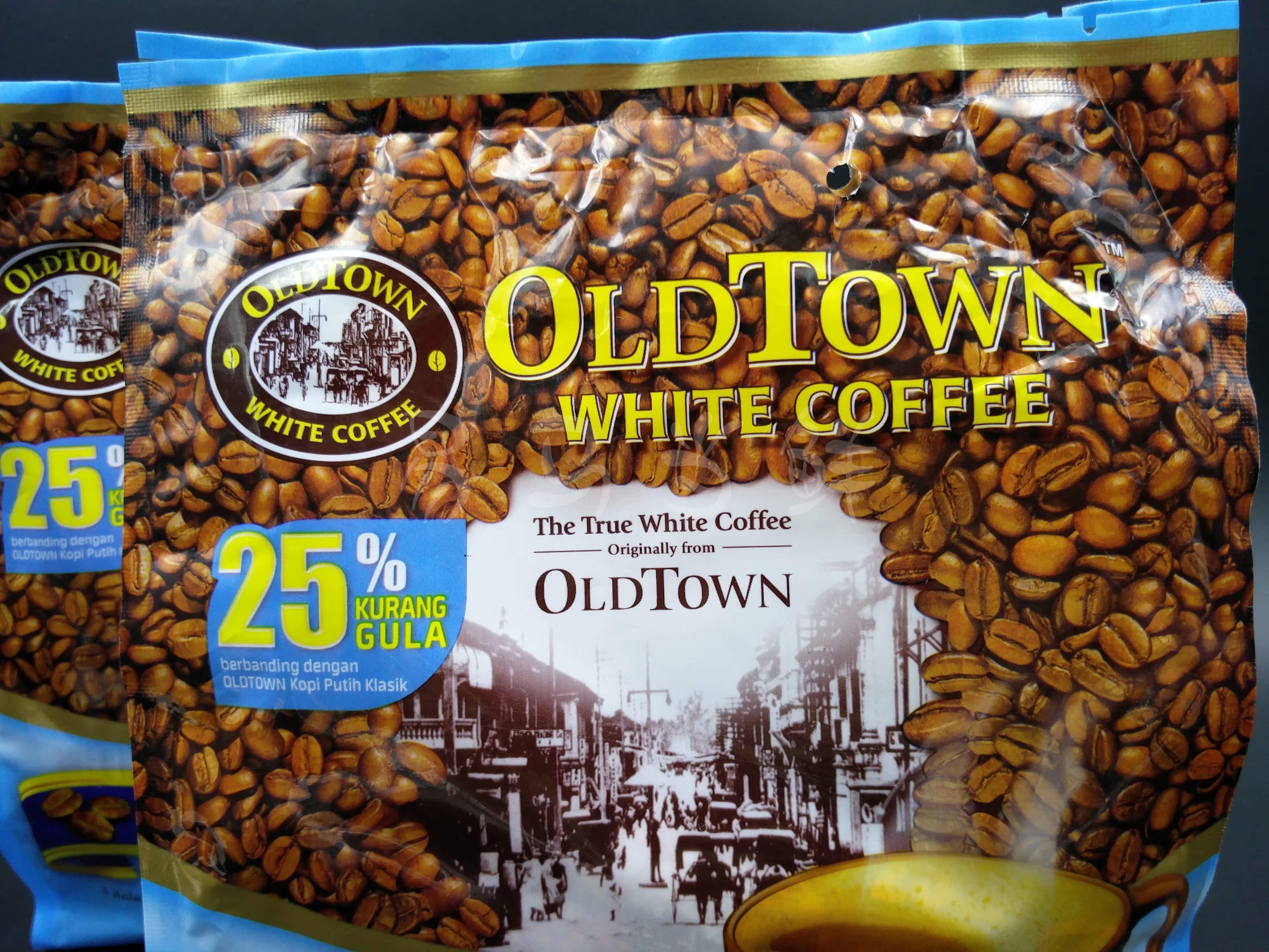 Usd 2205 Malaysia Original Old Town Street Market 3 In 1 White Coffee Classic Kopi Klasik Low Sugar 18 Zoom Lightbox Moreview