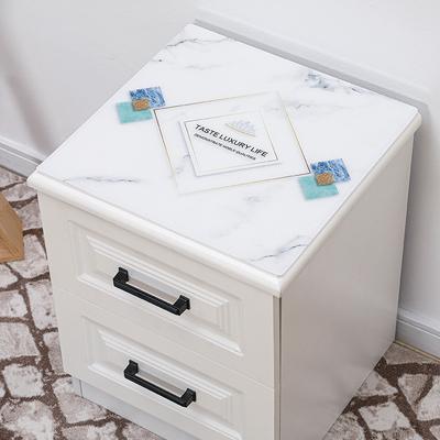 床头柜桌布网红防滑防水布