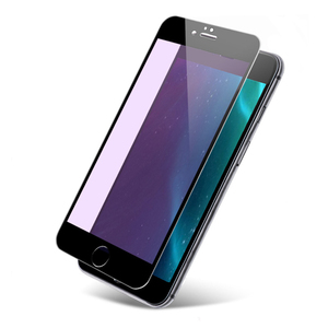 苹果X钢化膜8plus全屏iPhone6s全包边i6六SP防摔7P手机mo抗蓝光玻璃全覆盖4.7护眼刚化模5.5屏保透明