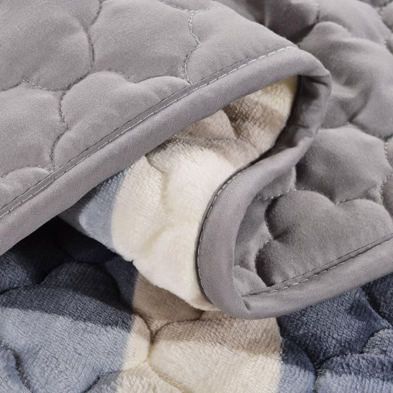 Фланелевое одеяло утепленный один люди удерживающий тепло Бархатное одеяло зимний Двуспальная кровать из флиса один один Кусок бархатной закон Левин двухслойный