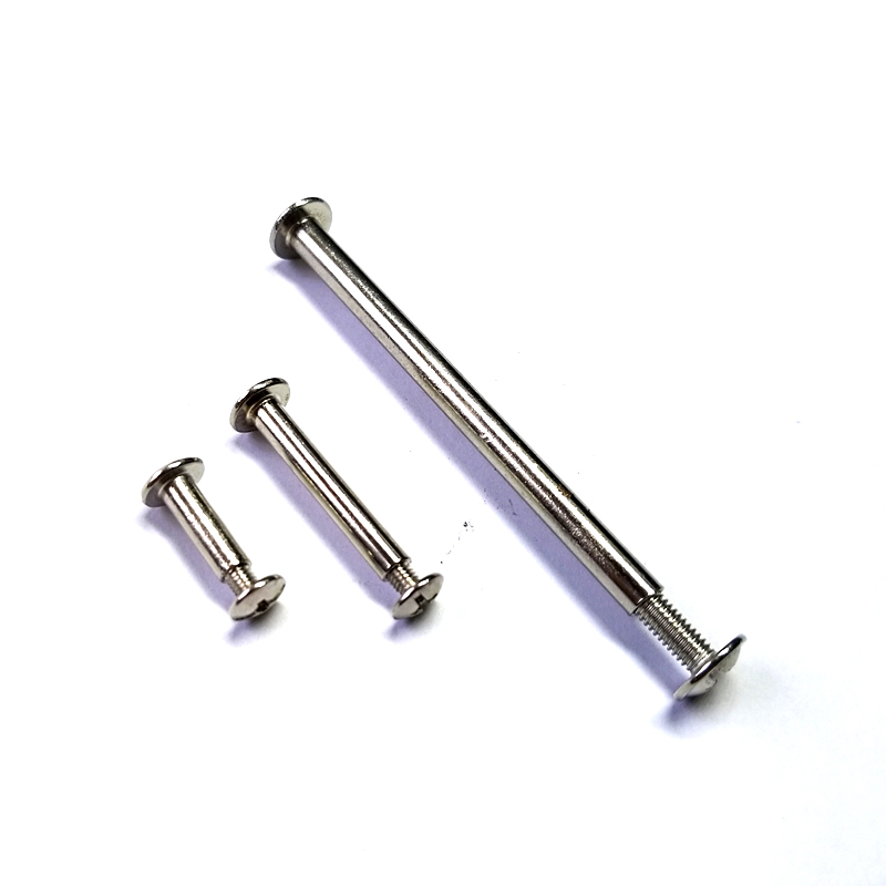 Clamping bolt Internal thread pair knocking screw Pair lock