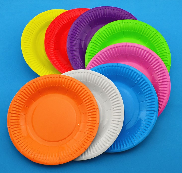 Kindergarten birthday gift educational toys wholesale Fine Arts early childhood creative handmade materials colored paper plate & USD 4.11] Kindergarten birthday gift educational toys wholesale Fine ...