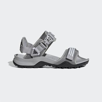 Спортивные сандали, мокасины,  Adidas adidas мужчин и женщин, обувь 2020 шахин против расходов скольжение спортивный досуг песчаный пляж обувной прохладно шлепанцы EE9995, цена 4225 руб