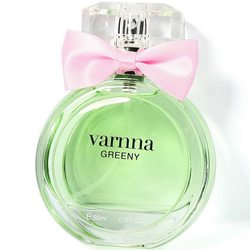 Verne Green Eau De Toilette 50ml Women's Long-lasting Light Fragrance Encounters Fresh Natural Floral Fragrance Free Sample