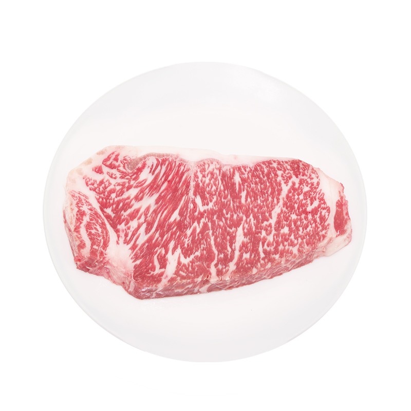 Fresh snow beef imported pure Australian Wagyu beef M8-M9 West cold 500g  fresh original cut A5 snowflake steak