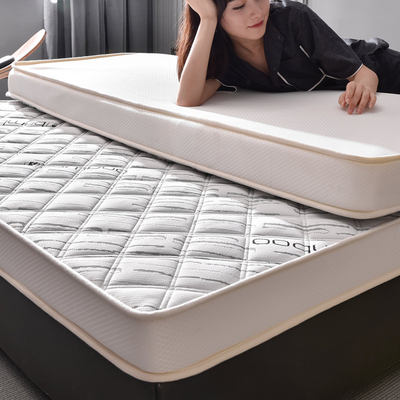 Latex mattress cushion plus thick sponge tatami mat single student dormitory bed 专用