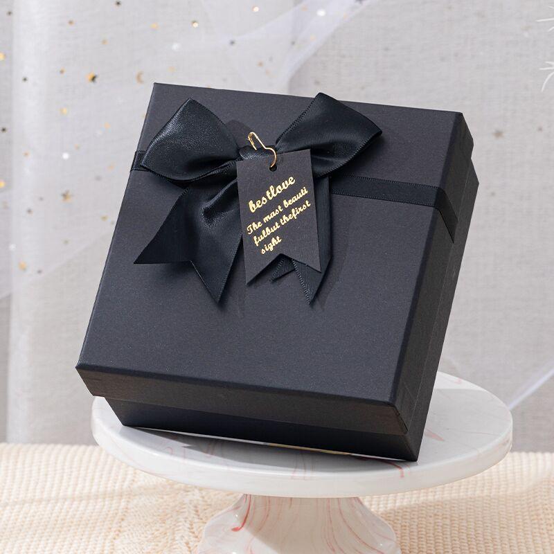 ins风礼品盒生日礼物盒网红精美空盒子送男女生大号包装盒送男友