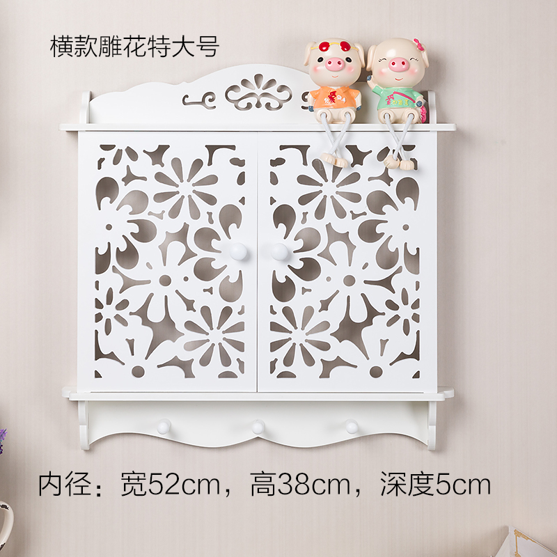 Цвет: Метр большие окна резные 52x38x5 см