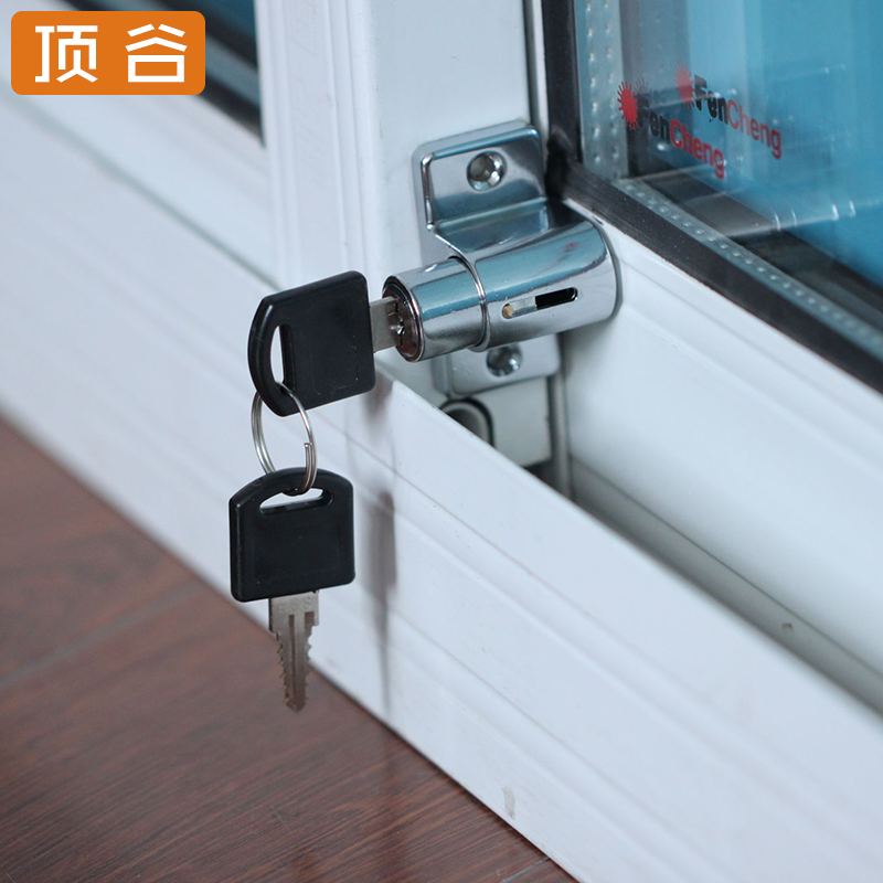 Top Valley Plastic Window Lock Translation Window Buckle