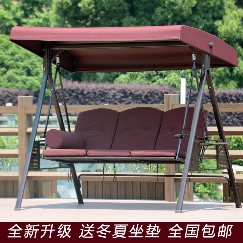 Usd 418 21 Outdoor Swing Chair Garden Garden Hanging Chair Indoor And Outdoor Balcony Wrought Iron Chair Hammock Double Rocking Chair Wholesale From China Online Shopping Buy Asian Products Online From
