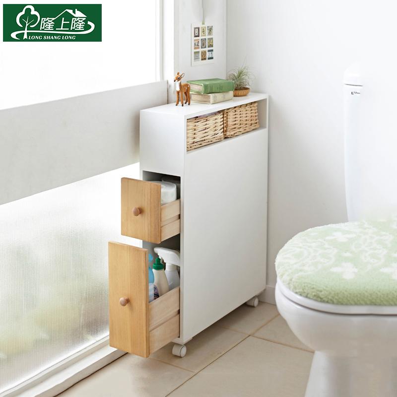 Ванная комната хранение хранение кабинет простой современный туалет сервант ванная комната водонепроницаемый хранение кабинет туалет этаж стенды кабинет