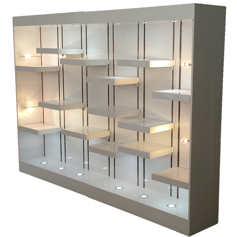 Superieur Whole Delivery Display Cabinet Bags Trophy Crafts Boutique ...