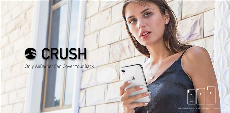 SwitchEasy AirBarrier Crush Aero-Tech Military Grade Anti-shock Case Cover for Apple iPhone