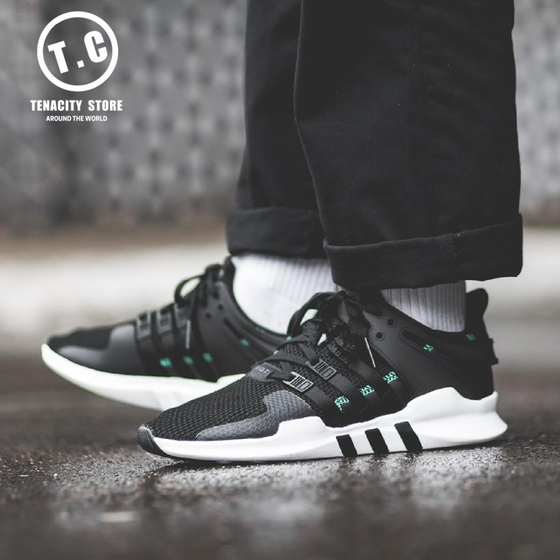 new product 0ca37 c13ec Clover ADIDAS EQT SUPPORT ADV Men and women couple casual running shoes  CQ3006 CQ3004
