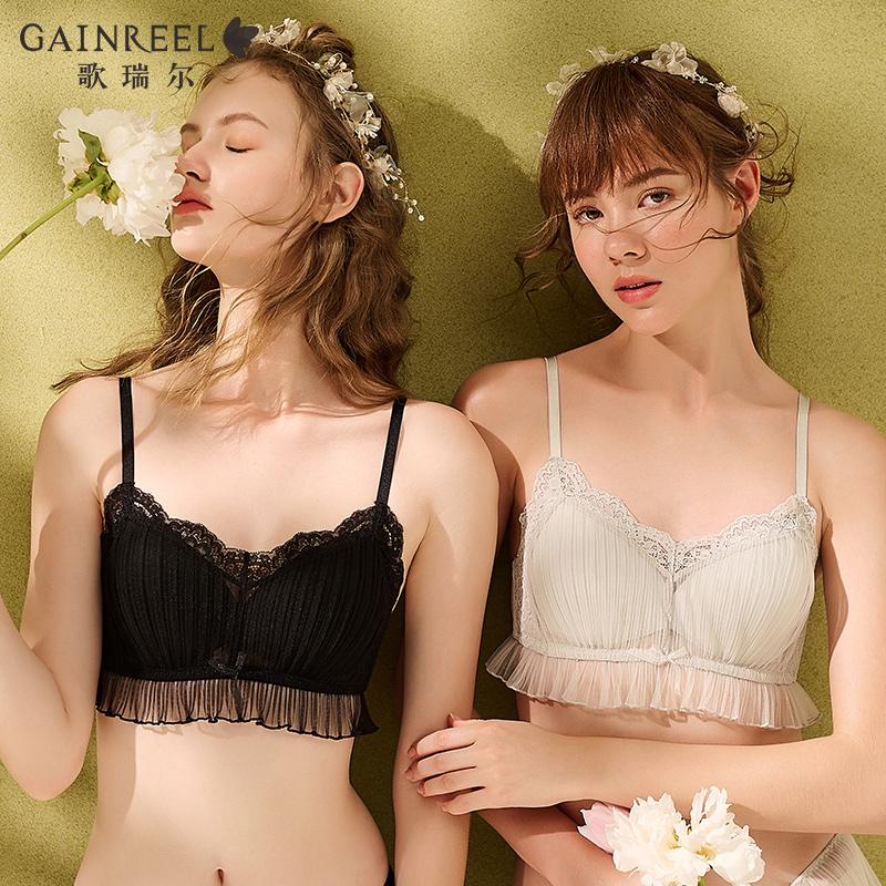 【单件文胸】歌瑞尔时尚舒适内衣甜美可爱少女文胸ABB21062预售G