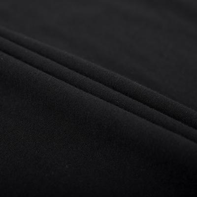 Lee nam 2018 mùa xuân và mùa hè mới X-line màu đen dài tay T-shirt L318941RFK11 áo thun trắng áo form rộng nam cá tính Áo phông dài