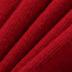 18 X-line Lee Men mùa xuân và mùa hè chữ màu đỏ in tay áo thun L318922LQ3WK