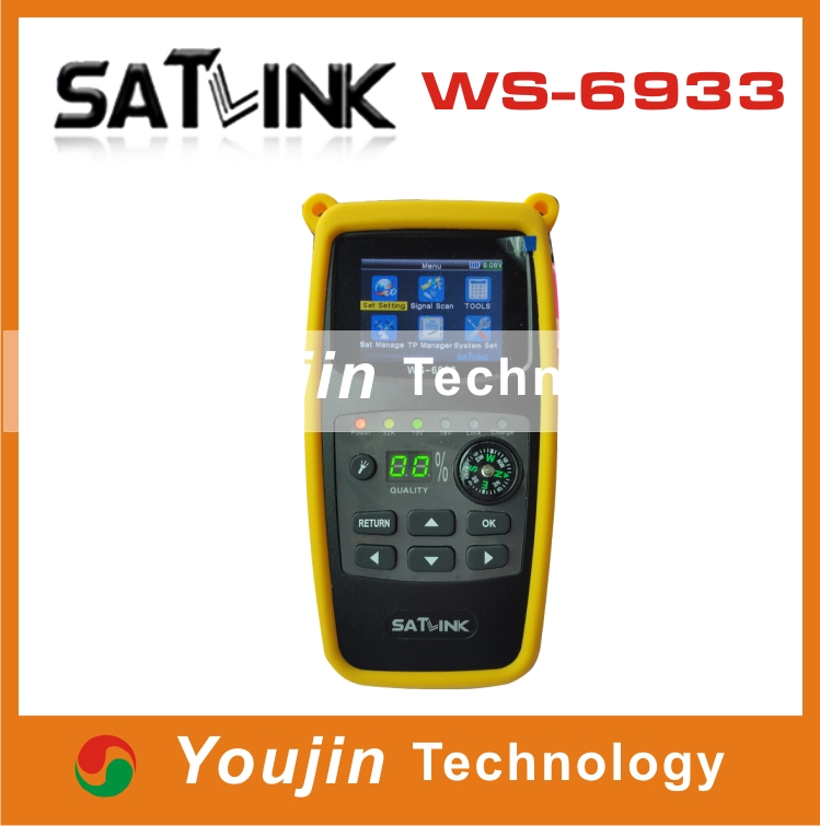 SATLINK WS-6933 DVB-S2 satellite Finder