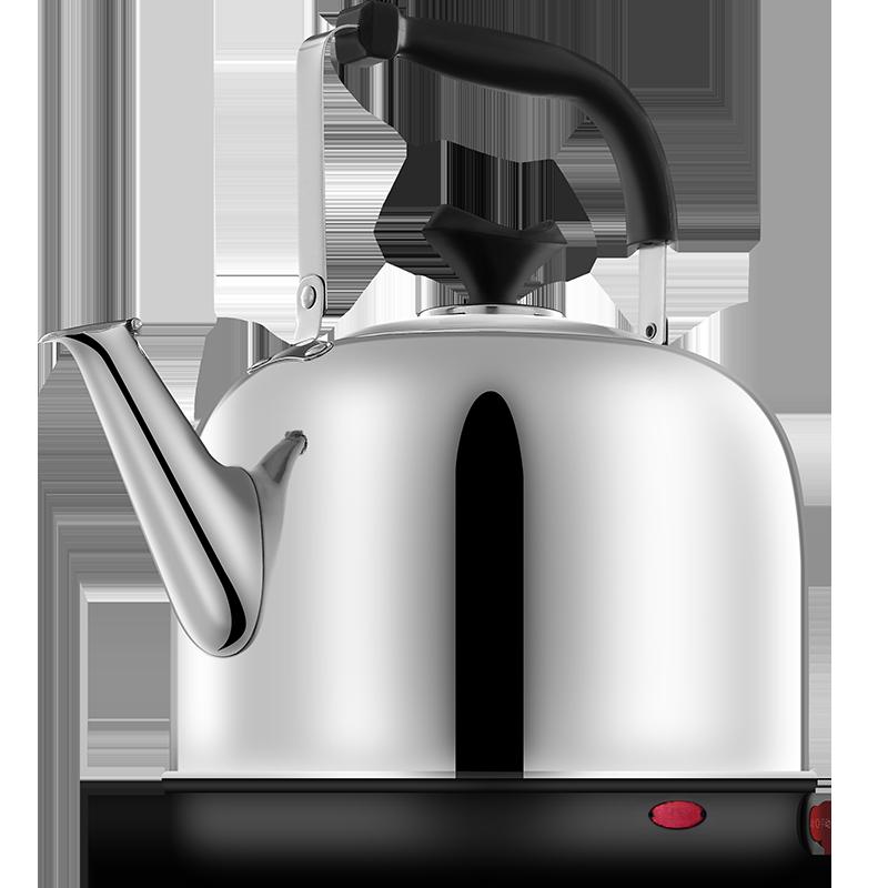 柯兹乐 CM-1080a电热水壶保温一体电壶家用烧水壶自动大容量304不