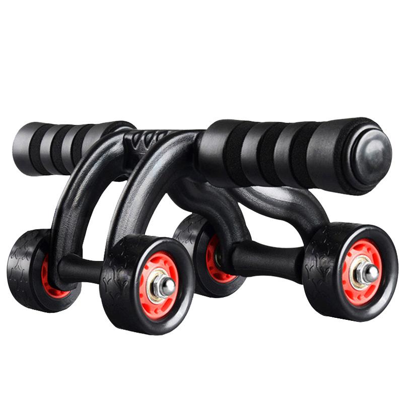 健腹轮男士家用健身器材滚轮轴承优惠5元包邮