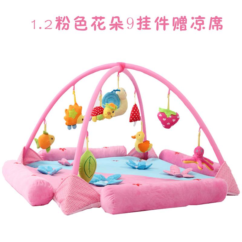 Цвет: 1. 2 розовые цветы 9 кулон подарок Ice Шелковый коврик
