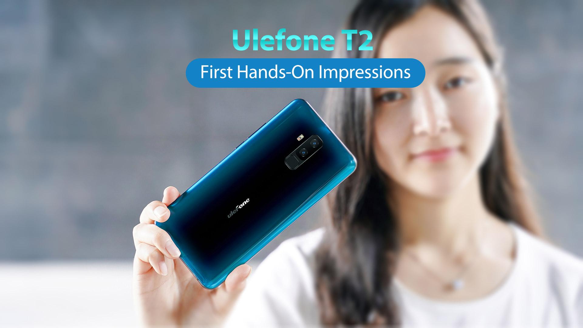 ULEFONE T2官方评测视频发布