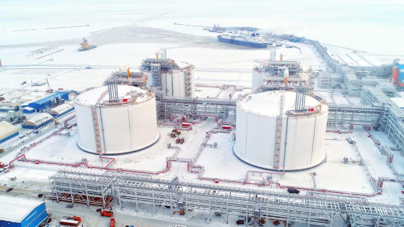 加拿大最大的液化天然气项目计划将产能提高一倍