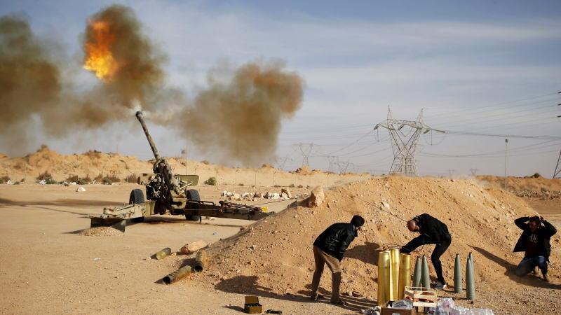 利比亚军事冲突升级,原油供应中断的风险飙升