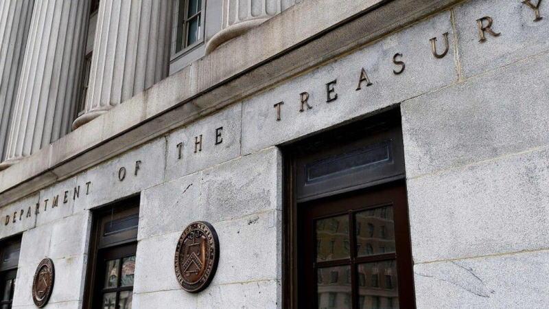 随着财政部控制发债和削减现金头寸,美国短期收益率或跌至负值