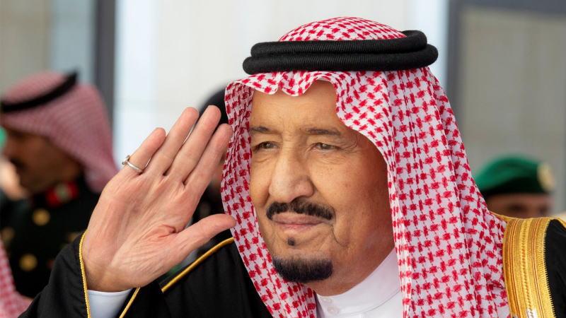 沙特阿拉伯国王萨勒曼批准美军在该国部署,以加强地区安全和稳定