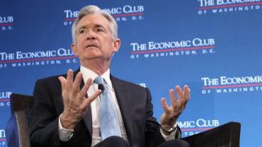 美联储主席鲍威尔在华盛顿特区经济俱乐部的讲话