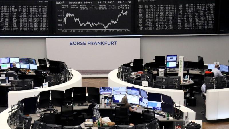 尽管面临疫情危机,但欧洲基金业今年迄今净流入2971亿欧元