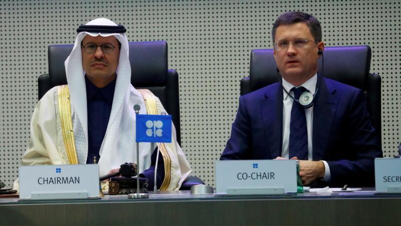 除墨西哥以外,OPEC+其他成员国都同意减产1,000万桶/天,油价大幅回落!G20会议的结果将决定油市方向