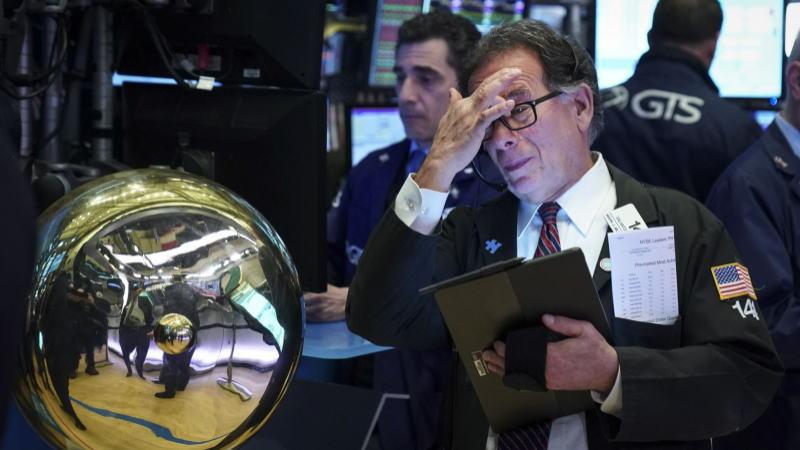 美中贸易争端的担忧持续,标普股指期货暴跌1.20%
