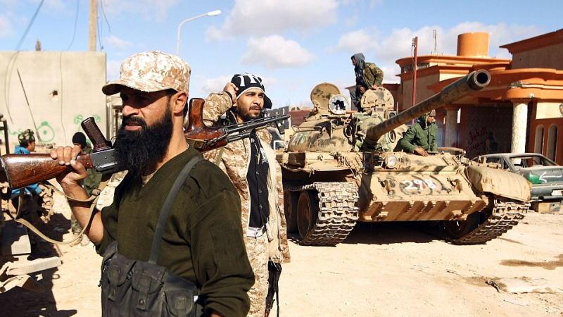 国民军即将发起决定性的攻势,然而,如果利比亚石油行业复兴,对油市可能是个大麻烦